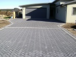 paving stones, concrete and driveways